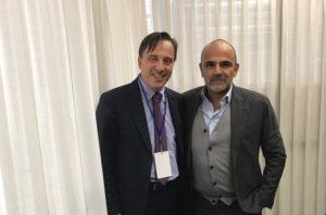 Gabriele Scicolone e Angelo Carlini